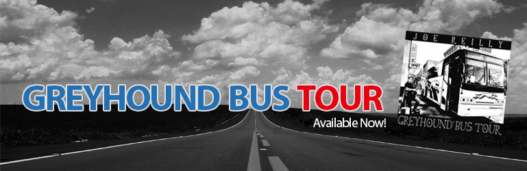 Greyhound Bust Tour Release Slider
