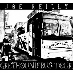 Greyhound Bus Tour CD Baby Album Cover
